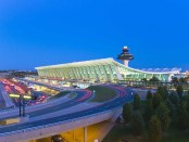 Der Washington Dulles International Airport IAD. - Foto: Metropolitan Washington Airports Authority
