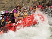 White Water Rafting im Bundesstaat Idaho. - Foto: Idaho Tourism