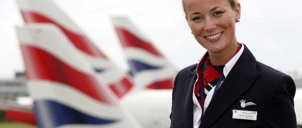 British Airways hält Angebote zum Valentinstag vor. - Foto: British Airways
