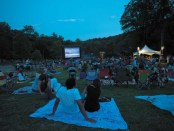 Dirty Dancing Festival am Lake Lure, NC. - Foto: VisitNC