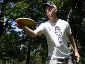 In Rockford wird Disc Golf gespielt. - Foto: Rockford Park District/Jesse Fox