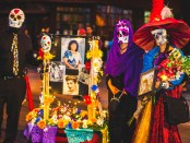 Die All Souls Procession in Tucson. - Foto: Arizona Office of Tourism