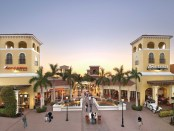Naples Flatbread und Ford's Garage in den Miromar Outlets. - Foto: The Beaches of Fort Myers & Sanibel