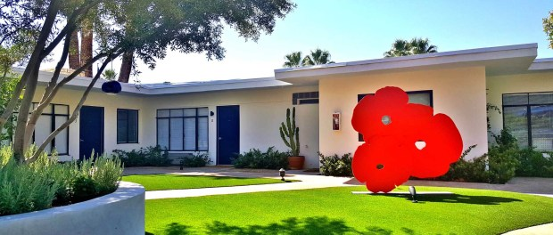 Das Holiday House in Palm Springs. - Foto: Randy Garner