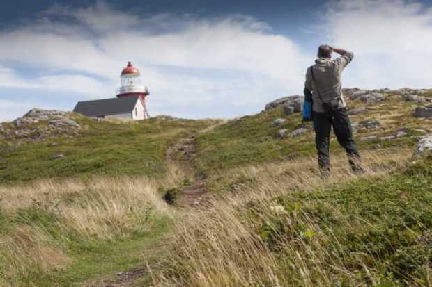 Ferryland Head Lighthouse in Neufundland. - Foto: Destination Canada