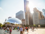 Chicago ist einen Besuch wert. - Foto: Alice Achterhof Photo Courtesy of Choose Chicago