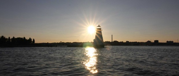 Das Palmers Island Lighthouse. - Foto: Massachusetts Office of Travel & Tourism