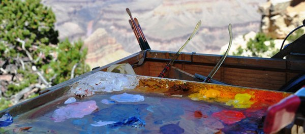 Im Grand Canyon wird Kunst zelebriert. - Foto: Arizona Office of Tourism