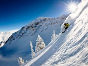 Skifahren in Snowbird. - Foto: Garrett Grove/Utah Office of Tourism