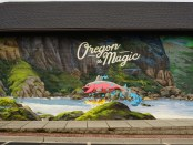 Das Dalles Event Mural. - Foto: Travel Oregon