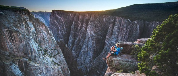 Grandiose Aussichten auf den Canyon. - Foto: Colorado Tourism Office
