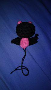 cute bat amigurumi crochet