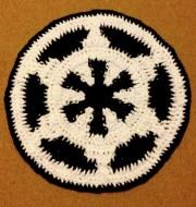 Crochet #27 : Coaster Empire Galactique Star Wars