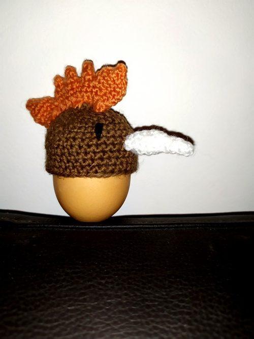 crochet cache oeuf
