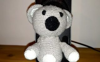 Crochet kit kooala aldi