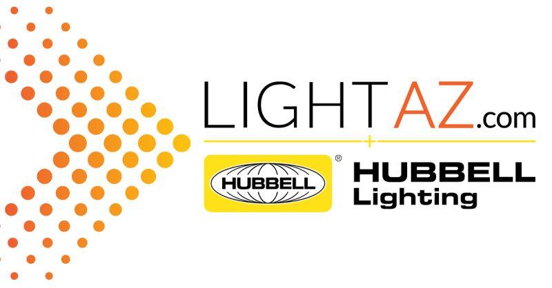 hubbell lighting joins lightaz