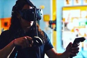 Casey Koyczan in VR