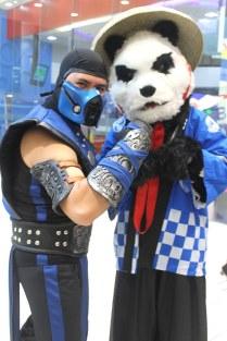 Panda from LOL