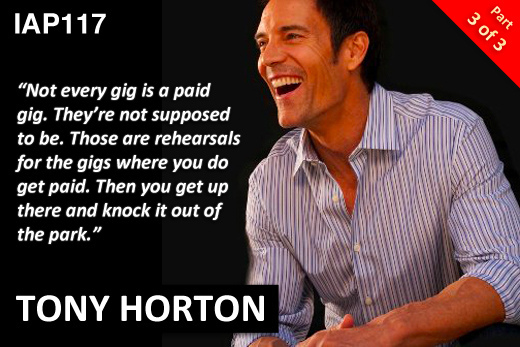 EPISODE 117: TONY HORTON (PART 3)