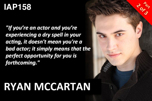 EPISODE 158: RYAN MCCARTAN (PART 2)