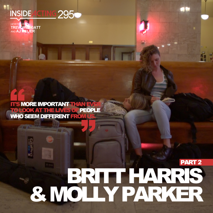 EPISODE 295: BRITT HARRIS AND MOLLY PARKER (PART 2)