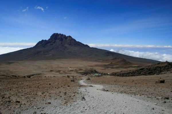 Kilimanjaro Climb Rongai Route 6 nights 7 days