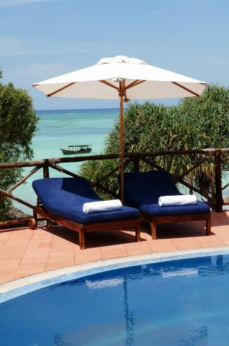 Ras Nungwi Zanzibar Beach Resorts Relaxation