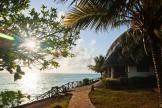 Ras Nungwi Zanzibar Beach View