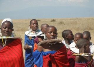 Masai Cultural Women