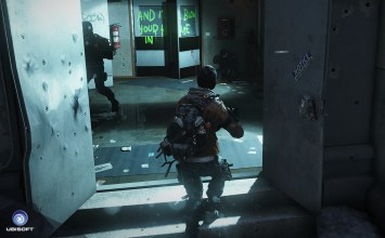 The Division- Entering Police Station