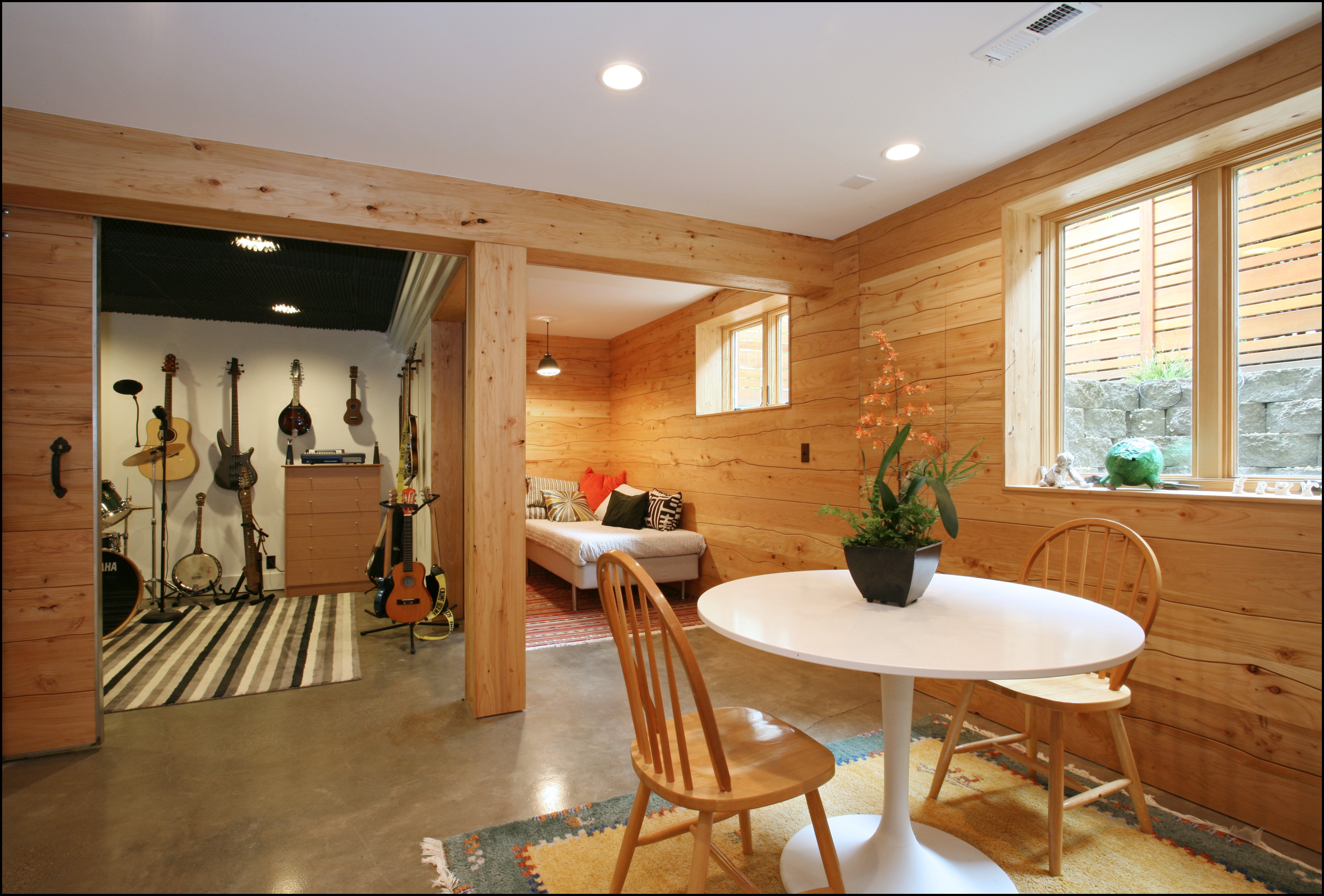 Basement Design Ideas Inside Arciform
