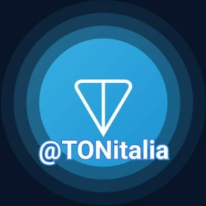 TON Italia - Telegram Open Network & Gram news canale telegram