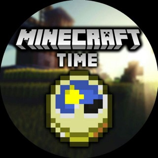 Minecraft Time canale telegram