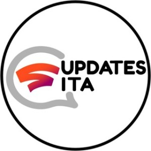 Stadia Updates ITA canel telegram