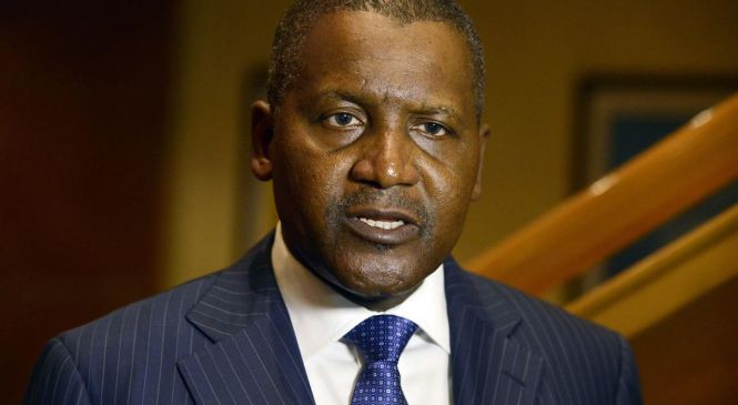 Dangote's Multi-Million Naira Unibadan Business School Ready Soon