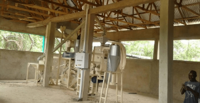 Nigerian Firm Designs Machine To Automate Garri Production