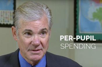 Tom Torlakson: Per-pupil spending
