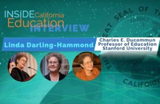 Linda Darling Hammond Charles E. Ducommun Professor of Education, Stanford University