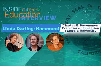 Linda Darling Hammond Charles E. Ducommun Professor of Education, Stanford University