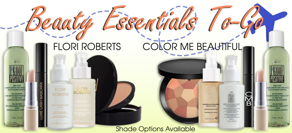 Beauty Essentials to go