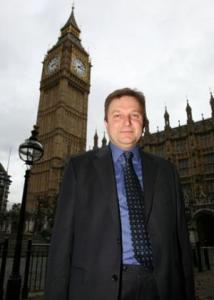 Andrew Pelling: resigned from Croydon Radio