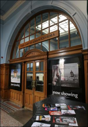 Locked and chained: the David Lean Cinema closure has ended up costing the borough money, rather than making any savings