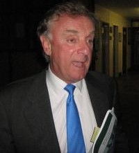 Sir Tricky Dicky: called out the police rather than meet his constituents, whose taxes have funded his MP's expenses