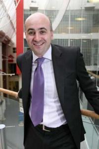 Struggled: Jon Rouse, Elvery's predecessor as CEO