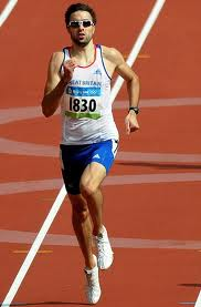 Martyn Rooney: Croydon Harrier in action this week for England at the Commonwealth Games