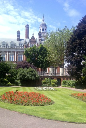 Croydon Town Hall: having 70 councillors in the borough is an anachronism in the 21st century
