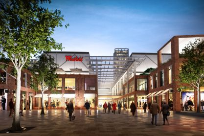 The bright new future for the Whitgift Centre. But will it be worth it for existing businesses affected by the CPO?