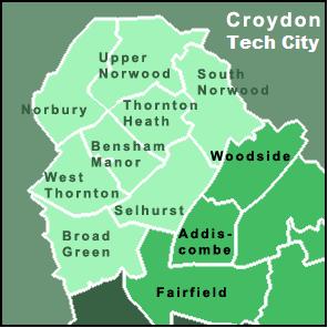 croydon tech city north