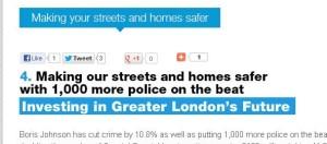 Unbelievable? Boris Johnson's election pledge on policing