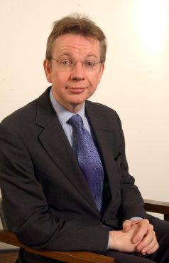 Michael Gove: challenged